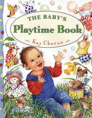 Cover art for THE BABY'S PLAYTIME BOOK