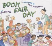 BOOK FAIR DAY by Lynn Plourde