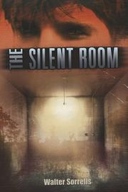 Cover art for THE SILENT ROOM