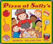 Book Cover for PIZZA AT SALLY'S