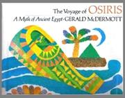 THE VOYAGE OF OSIRIS by Gerald McDermott