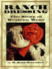 RANCH DRESSING by M. Jean Greenlaw