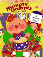 Cover art for HUMPTY DUMPTY