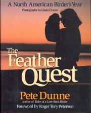 THE FEATHER QUEST by Pete Dunne