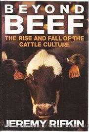 BEYOND BEEF by Jeremy Rifkin
