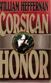 CORSICAN HONOR by William Heffernan