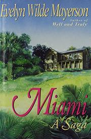 MIAMI by Evelyn Wilde Mayerson