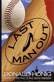 LAST MAN OUT by Donald Honig