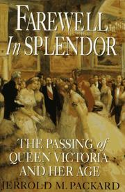 FAREWELL IN SPLENDOR by Jerrold M. Packard
