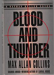 BLOOD AND THUNDER by Max Allan Collins