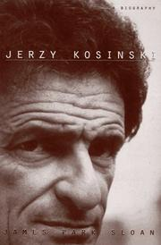 JERZY KOSINSKI by James Park Sloan