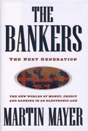 Book Cover for THE BANKERS