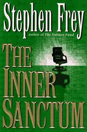 THE INNER SANCTUM by Stephen Frey