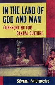 IN THE LAND OF GOD AND MAN by Silvana Paternostro