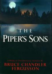 THE PIPER'S SONS by Bruce Chandler Fergusson