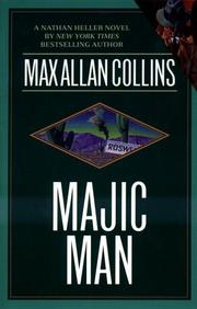MAJIC MAN by Max Allan Collins