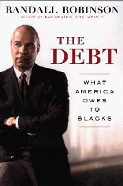 THE DEBT by Randall Robinson