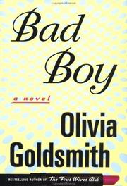 Book Cover for BAD BOY