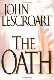 THE OATH by John Lescroart