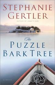 THE PUZZLE BARK TREE by Stephanie Gertler