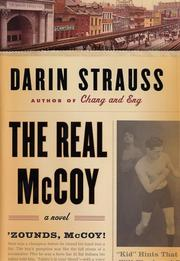 Cover art for THE REAL MCCOY