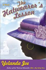 THE HATWEARER'S LESSON by Yolanda Joe