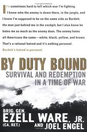 BY DUTY BOUND by Ezell Ware
