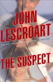 Cover art for THE SUSPECT