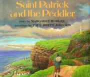 SAINT PATRICK AND THE PEDDLER by Margaret Hodges