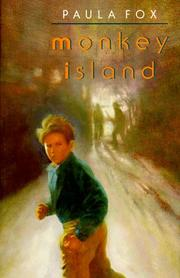 MONKEY ISLAND by Paula Fox