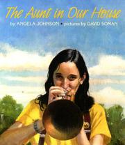 THE AUNT IN OUR HOUSE by Angela Johnson
