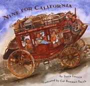 NINE FOR CALIFORNIA by Sonia Levitin