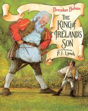 THE KING OF IRELAND'S SON by Brendan Behan