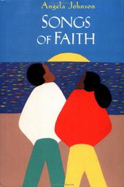 Cover art for SONGS OF FAITH