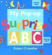 MY POP-UP SURPRISE ABC by Robert Crowther
