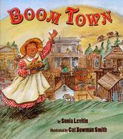BOOM TOWN by Sonia Levitin