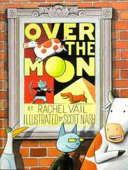 OVER THE MOON by Rachel Vail