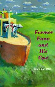 FARMER ENNO AND HIS COW by Jens Rassmus