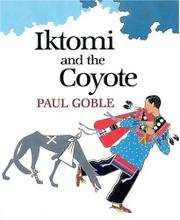 Book Cover for IKTOMI AND THE COYOTE