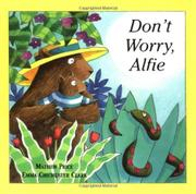 DON'T WORRY, ALFIE by Mathew Price