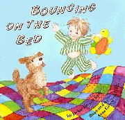 BOUNCING ON THE BED by Jackie French Koller