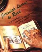 JEREMIAH LEARNS TO READ by Jo Ellen Bogart