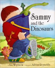 Cover art for SAMMY AND THE DINOSAURS