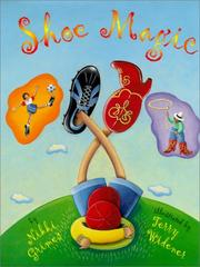 SHOE MAGIC by Nikki Grimes
