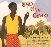 ONLY ONE COWRY by Phillis Gershator