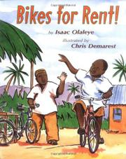 BIKES FOR RENT! by Isaac Olaleye