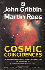 COSMIC COINCIDENCES by John Gribbin