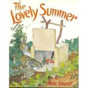 THE LOVELY SUMMER by Marc Simont