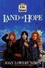LAND OF HOPE by Joan Lowery Nixon