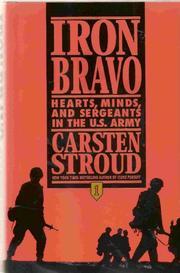 IRON BRAVO by Carsten Stroud
